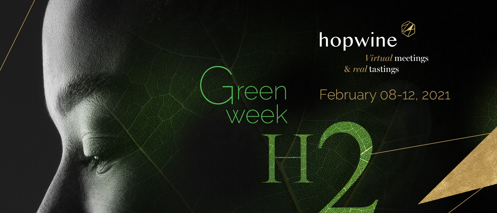 Hopwine H2 - Green week - Wines and spirits committed to a sustainable approach