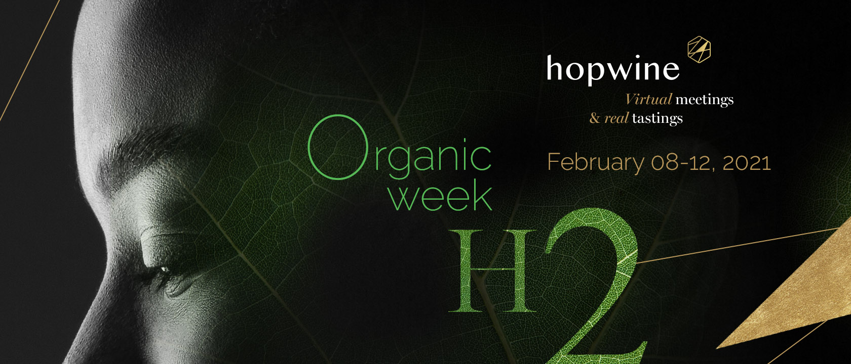Hopwine H2 - Organic week - Wines and spirits committed to a sustainable approach