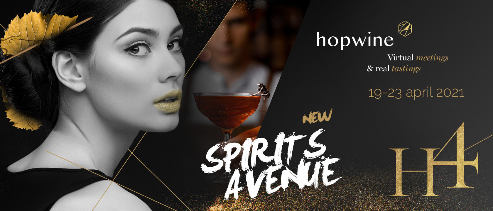 Hopwine H4 - Open to all wine and spirits